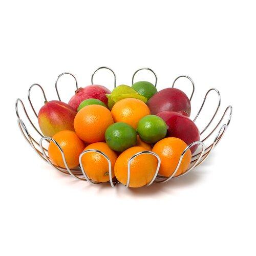 "Spectrum Diversified Bloom 16.25"" x 16.25"" Fruit Bowl"