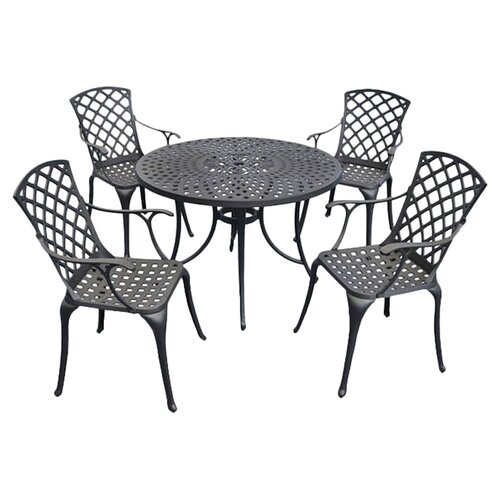 Crosley Sedona 5 Piece Dining Set