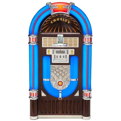 Crosley iJuke Deluxe Jukebox