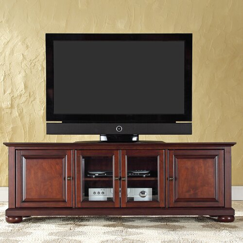 Crosley 60-Inch Low Profile TV Stand