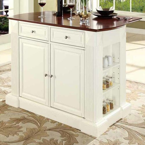 Crosley Coventry Kitchen Island Reviews Wayfair