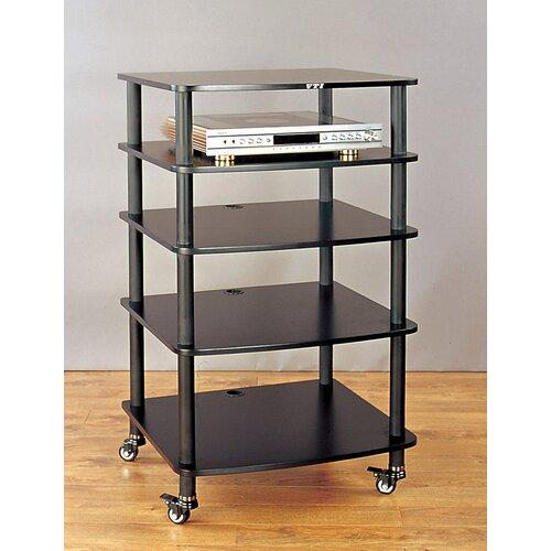AR Series 5-Shelf Modular Rack