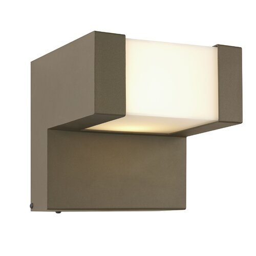 Philips Wall Lights Catalogue : Philips Forecast Lighting Hollywood Hills 1 Light Outdoor Wall Sconce & Reviews Wayfair