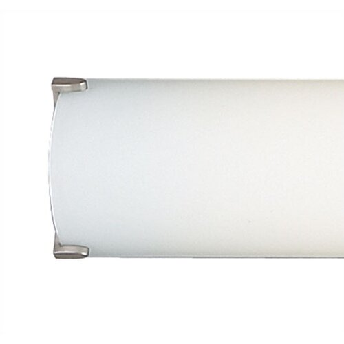 Philips Forecast Lighting Edge Large Slim 1 Light Bath Bar