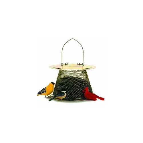 Sweet Corn Products Llc No / No Original Caged Bird Feeder with Extended Roof