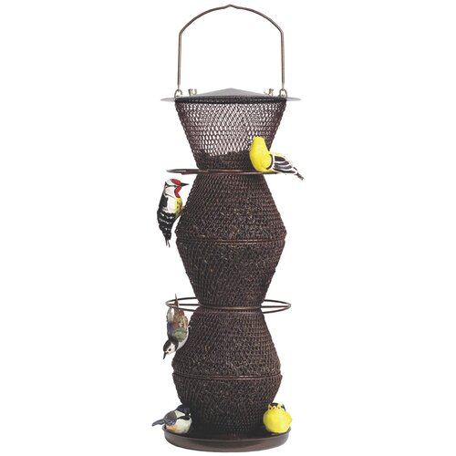 Sweet Corn Products Llc No / No 5-Tier Caged Bird Feeder