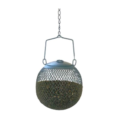 Sweet Corn Products Llc No Seed Ball Caged Bird Feeder