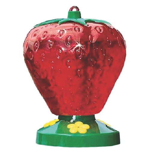 Woodstream Hummingbird Strawberry Hummingbird Feeder