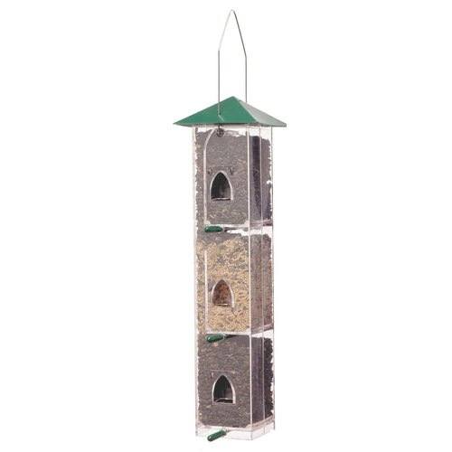 Evenseed Silo Caged Bird Feeder
