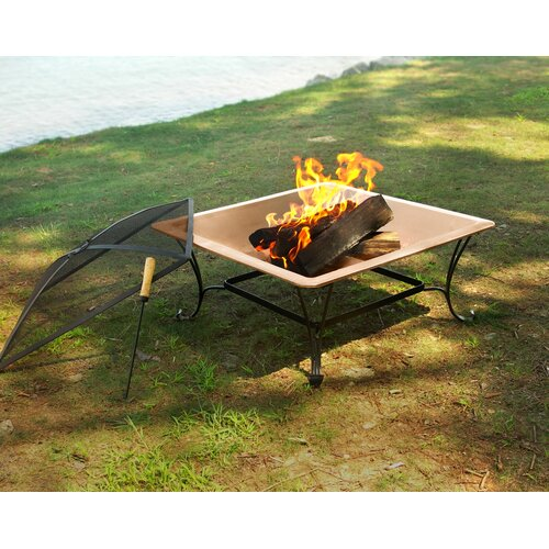 Corral Copper Fire Pit