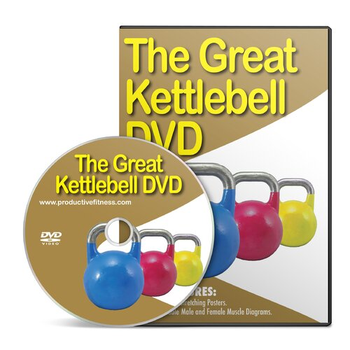 Productive Fitness Publishing The Great Kettlebell DVD