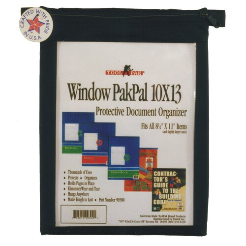 ToolPak Window PakPal