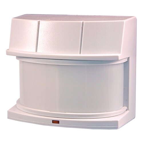 Heath-Zenith 240 Degree Replacement Wide Angle Motion Sensor in White