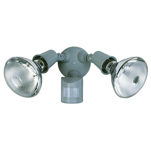 Heath Zenith 110 Degree Motion Activated Flood Security Light Reviews