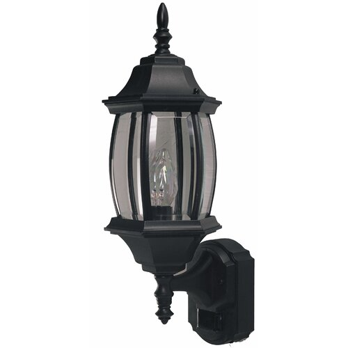 heath zenith motion activated outdoor wall lighting reviews. Black Bedroom Furniture Sets. Home Design Ideas