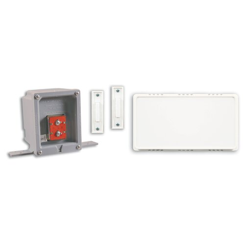 Basic Series Wired Door Chime Contractor Kit