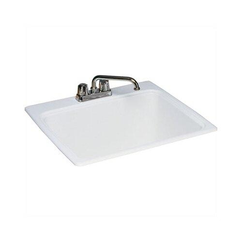 Swanstone Veritek Drop-In Laundry Sink