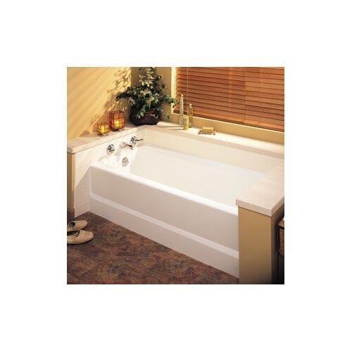 """Swanstone Everyday Essentials Veritek 60"""" x 30"""" Bathtub"""