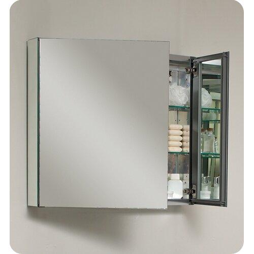 Fresca x medicine cabinet reviews wayfair for Bathroom medicine cabinets 14 x 18
