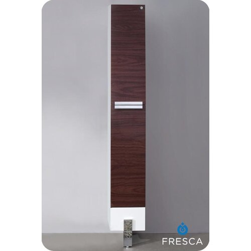 "Fresca Adour 9.75"" x 75"" Bathroom Linen Side Cabinet"
