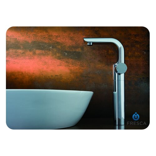 Fresca Platinum Mazaro Single Handle Deck Mount Vessel Faucet