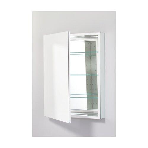 "Robern PL Series 23.25"" x 30"" Recessed Beveled Flat Edge Medicine Cabinet"