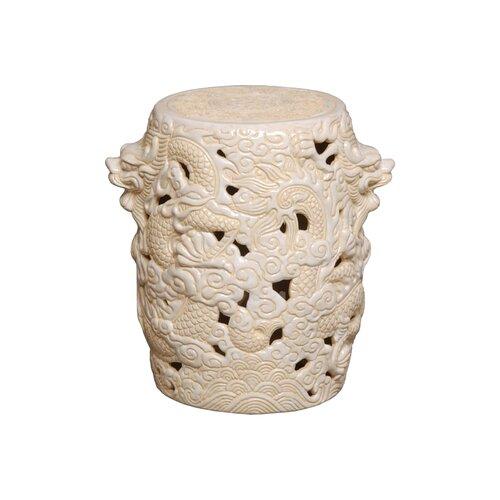 Emissary Home and Garden Dragon Garden Stool