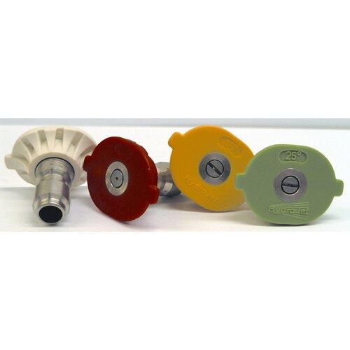 MTM Hydro 4 Piece 5.5 Orifice Size Quick Connect Spray Nozzle Set