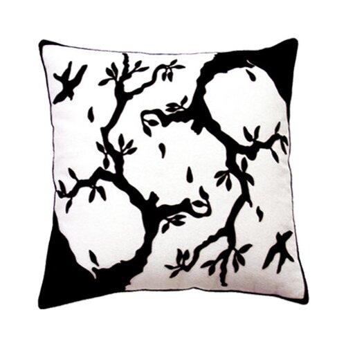 The Sandor Collection Silhouette Pillow