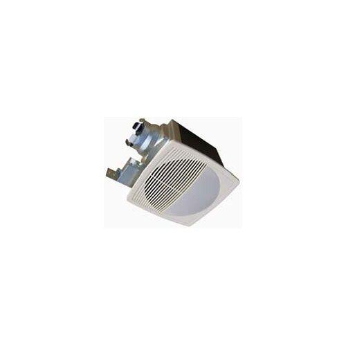 Aero Pure 110 CFM Energy Star Bathroom Ventilation Fan with Light / Nightlight