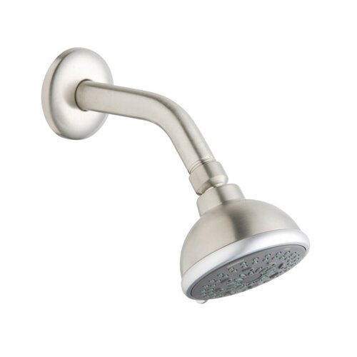 Grohe Tempesta Trio Shower Head with Arm and Flange