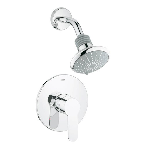 Eurostyle Cosmopolitan Pressure Balance Volume Control Shower Faucet