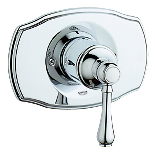 Grohe Geneva Pressure Balance Faucet Shower Faucet Trim Only with Lever Handle