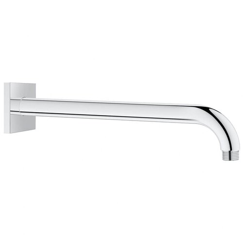 Shower Arm with Square Flange