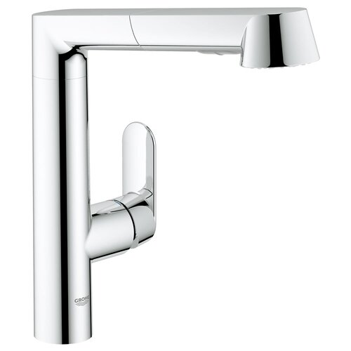 K7 Main Single Handle Conterset Pull-Out Kitchen Faucet