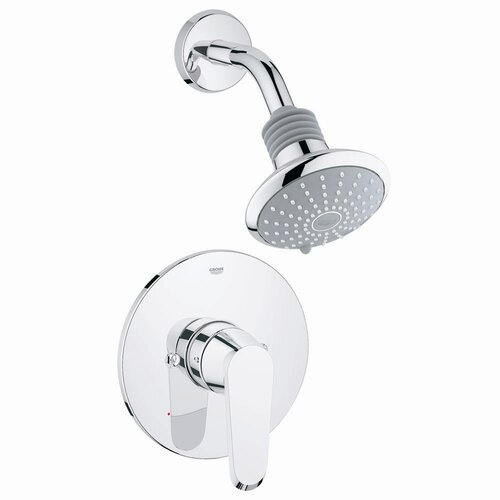 Grohe Eurodisc Cosmopolitan Volume Control Shower Faucet
