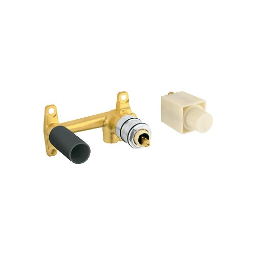 Single Lever Handle Tub and Shower Valve Concealed Body