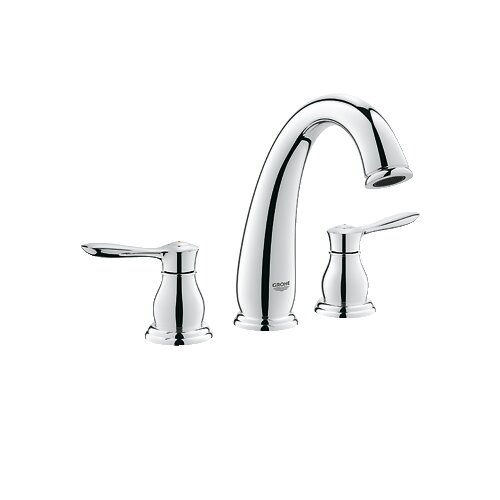 Grohe Parkfield Double Handle Widespread Roman Tub Faucet