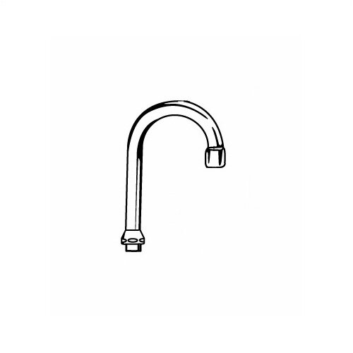 """Grohe 5"""" Swan Spout"""