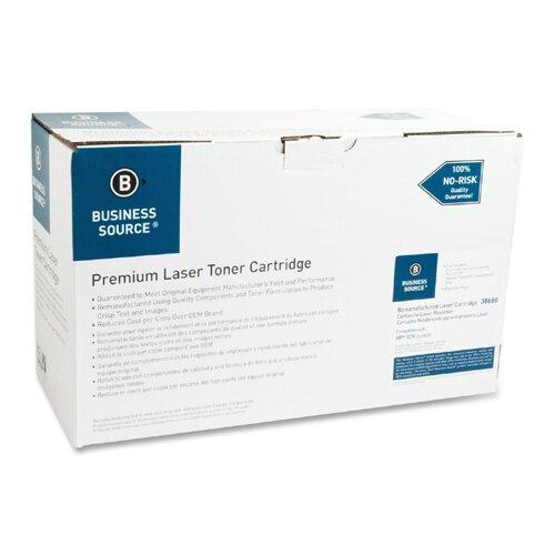 Business Source Laser Toner, for LaserJet 8100/8150, 20,000 Page Yield, Black