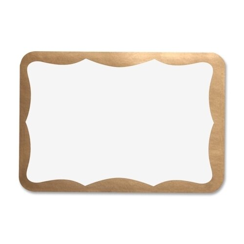 Business Source Name Badge Label (Pack of 100)