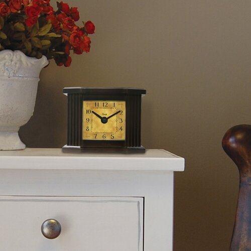 La Crosse Technology Equity By La Crosse Mantel Clock