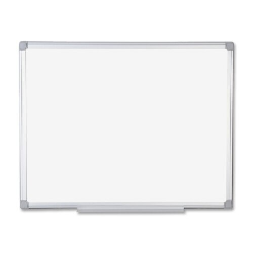 Bi-silque Visual Communication Product, Inc. Mastervision Earth 3' x 4' Whiteboard