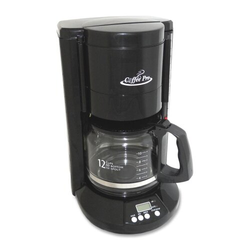 CoffeePro 12 Cup Coffee Maker