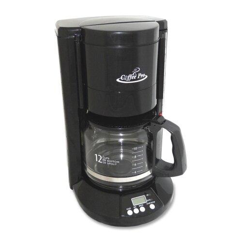 CoffeePro 12 Cup Coffee Maker