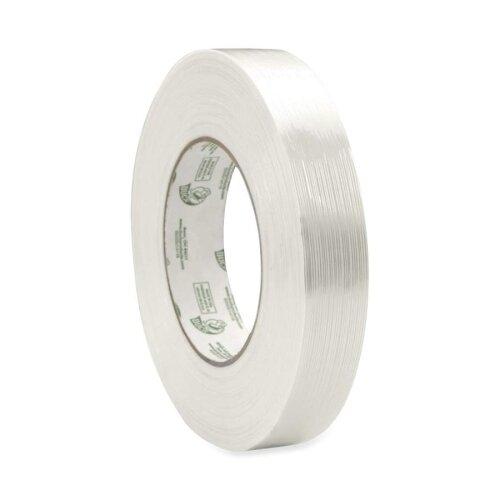 "ShurTech Brands LLC Filament Tape, 1""x60Yards, White"