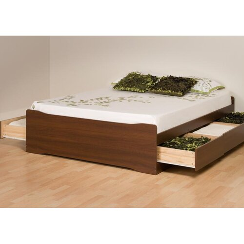 Coal Harbor Mate's Storage Platform Bed