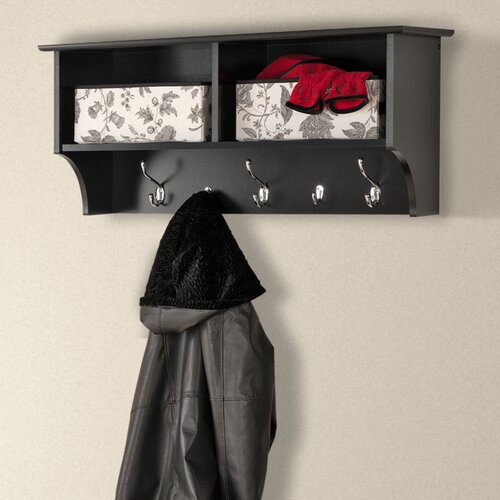 "Prepac 36"" Hanging Entryway Shelf"