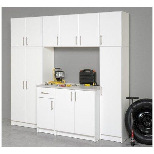 "Prepac Elite Storage 36"" H x 24"" W x 16"" D Garage/Laundry Room Base Drawer"