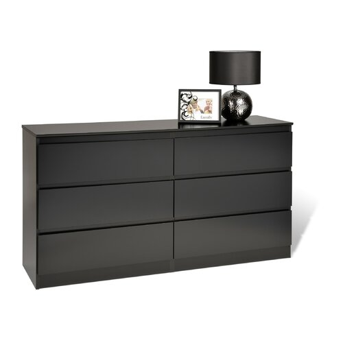Avanti 6 Drawer Dresser